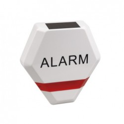 Solárna atrapa alarmu...