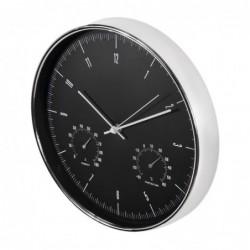 Strieborné nástenné hodiny...